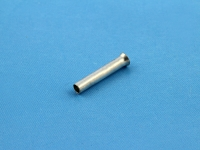Кабельный наконечник втулочный, неизолированный, 1.00мм2 х 10мм, Jeesoon CN010010