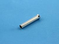 Кабельный наконечник втулочный, неизолированный, 1.50мм2 х 12мм, Jeesoon CN015012