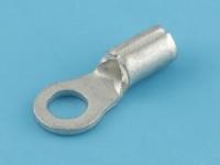 Кабельный наконечник кольцевой M3, 0.326-1.310мм2 (16-22AWG), d/D=3.2/5.5мм, SGE R1-3NB