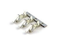 Клемма MHU(PHU/MX), шаг 5.08(3.96)мм, 18-24WG, Brass, Tin, HSM T2410-TBE00000R