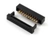 Разъем IDC1.27-20F, 20 pin, мама 1.27х1.27мм, Connfly DS1017-01-20-NA8