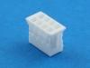 Колодка пластиковая HB-2x04 (MDU-08F), шаг 2.00х2.00мм, HSM H2003-08PDW000R