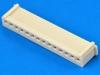 Колодка пластиковая OHU-14, шаг 2.50мм, 2А, 250В, бежевый, HSM H2560-14PI0000R