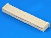 Колодка пластиковая OHU-18, шаг 2.50мм, 2А, 250В, бежевый, HSM H2560-18PI0000R