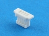 Колодка пластиковая SH-04, шаг 1.00мм, белая, 1А, 50В, HSM H9010-04PWSY00R