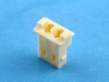 Корпус разъема HR-02, шаг 2.50мм, белый, HSM H2530-02PW0000R