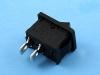 Выключатель SWR-41B черный, KLS KLS7-013A10111BB