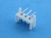 Вилка на плату EHR-03MR, шаг 2.50 мм, под пайку, угловая, HSM W2620-03PRTW00