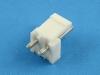 Вилка на плату PWL2-02 прямая, шаг 3.96мм, HSM W3966-02PSTW00