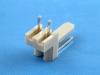 Вилка на плату WF2.5-02R угловая, 2 контакта, шаг 2.54мм, HSM W2730-02PRTC00R