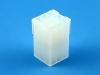 Корпус разъема MFB-3x03M, шаг 4.14x4.14мм, 5А, 300В, белая, HSM H1010-09PTAW00R