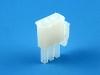 Корпус разъема MFB-1x03F, шаг 4.14х4.14мм, 5А, 300В, белая, HSM H1110-03PSAW00R