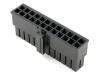 Корпус разъема MMF-2x12F (Micro-Fit), для клемм мама, 3.00мм,HSM H4130-24PDB000R