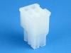 Корпус разъема MF-2x03F (Mini-Fit Jr), шаг 4.20мм, белый, H5150-06PDW000R