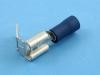 Кабельный наконечник ножевой ответвительный, КВТ РПИ-О 2.5-7-0.8