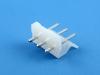 Разъем MPW-03 вилка на плату, 3 контакта, шаг 5.08мм, под пайку, прямой, HSM W45