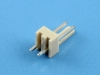 Вилка на плату WF-02S, под пайку, шаг 2.54мм, прямая, HSM W2600-02PSYTC0R